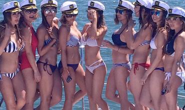 bachelorette parties catamaran mallorca