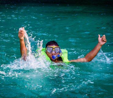 snorkeling balearic diver