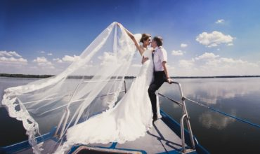 catamaran wedding