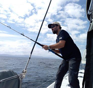 patron barco pesca